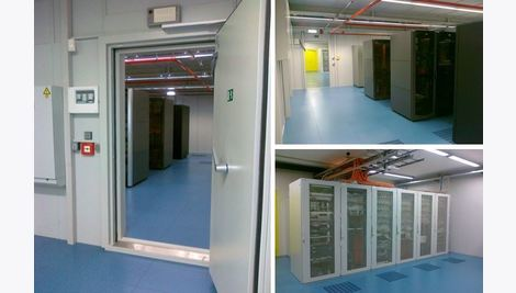 Small datacenter